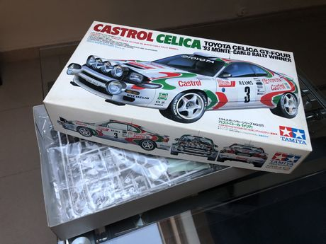 Tamiya Toyota Celica 1/24