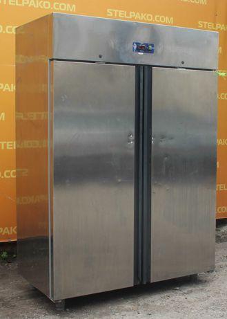 Холодильный глухой шкаф «Desmon BB 14 A», объём 1400 л., Б/у 43057