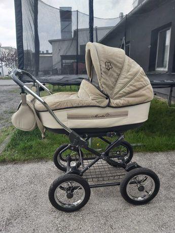 Wózek Roan Marita, gratis - fotelik maxi cosi, zabawka fisher price