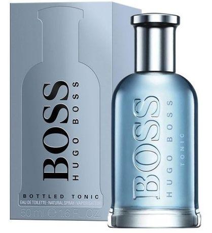 Hugo Boss Bottled Tonic. Perfumy męskie. EDT. 100ml. ZAMÓW JUŻ DZIŚ
