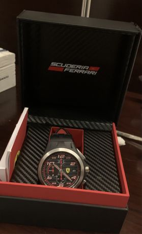 Relogio Scuderia Ferrari