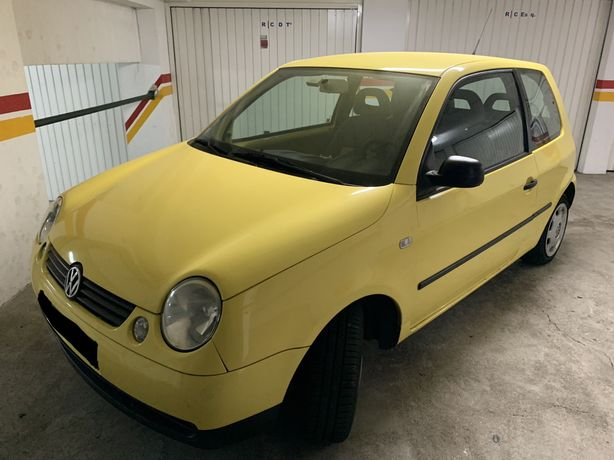 VW Lupo 1.0 Amarelo