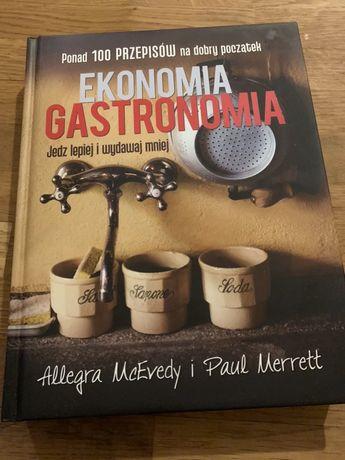 Ekonomia Gastronomia ksiązka kucharska