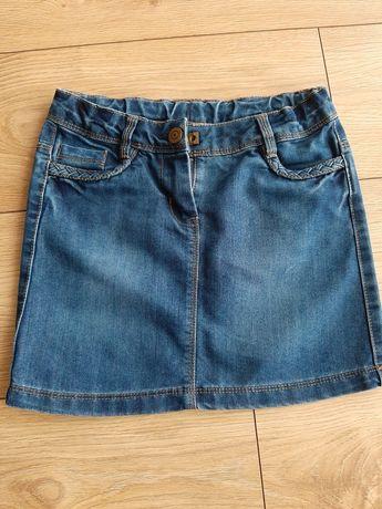 Spodnica jeans Tape À Ľoeil 128cm