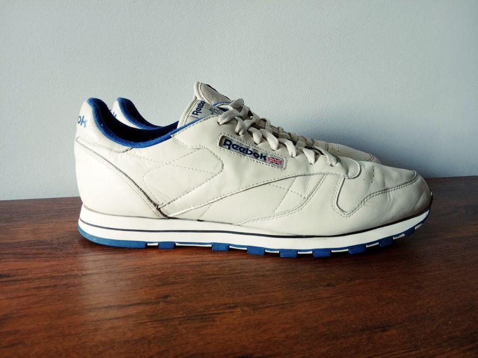 Reebok Classic мужские кроссовки кожа 45 размер Новый Раздел - изображение 1