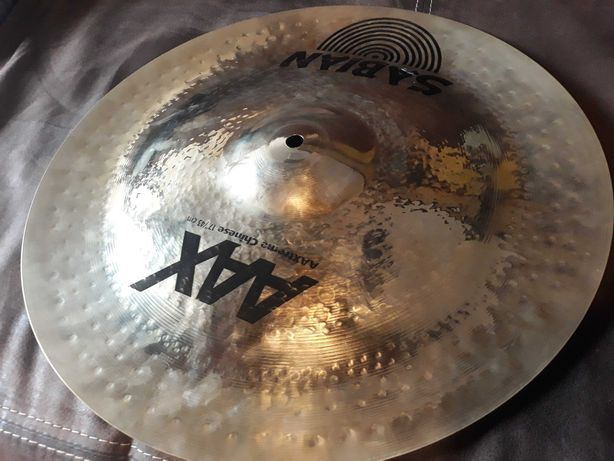 """Sabian Chinese AAXtreme 17"""""""