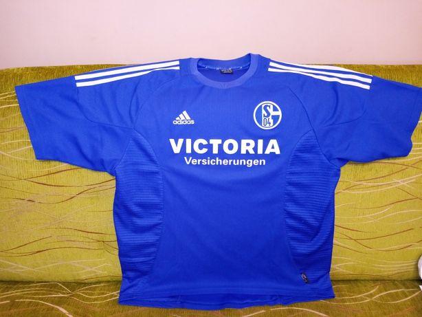 Koszulka Adidas Schalke 04 piłkarska klubowa