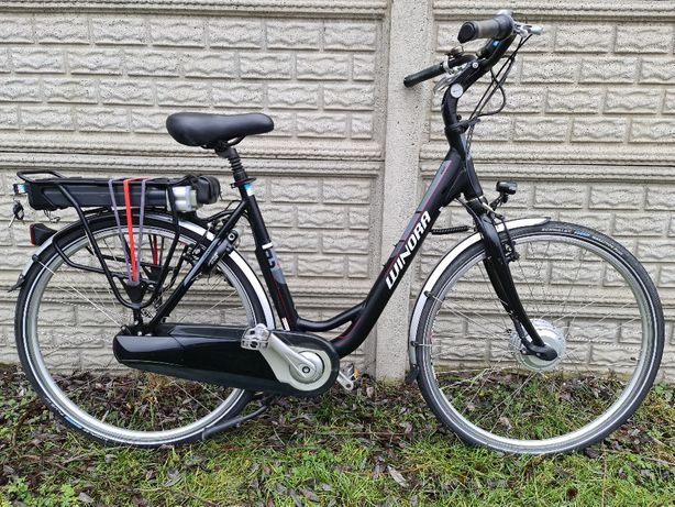 893-rower elektryczny WINORA MIONIC damka wysyłka kurierem