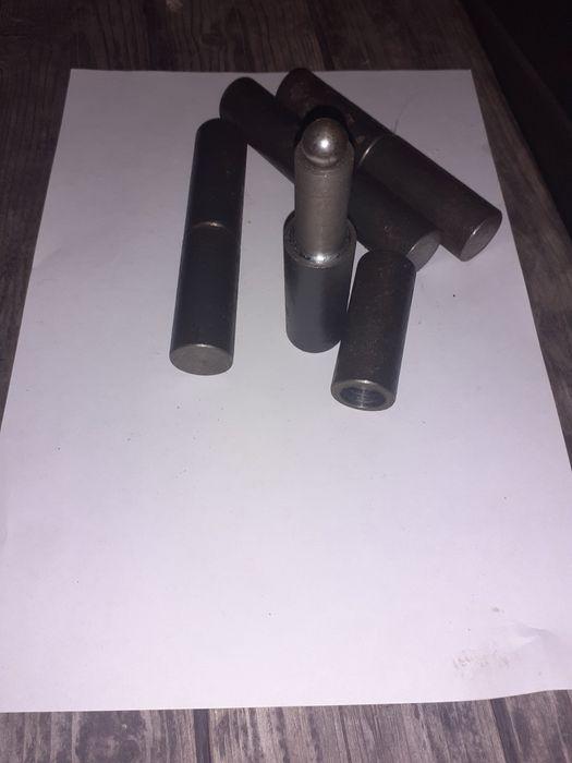 Металлические петли (петля) для двери Запорожье - изображение 1