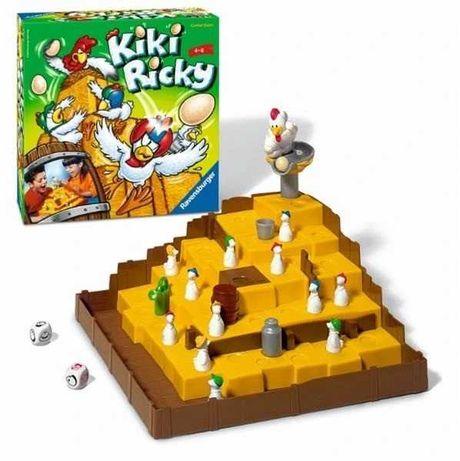 Ravensburger Kiki Ricky gra zręcznościowa 4+