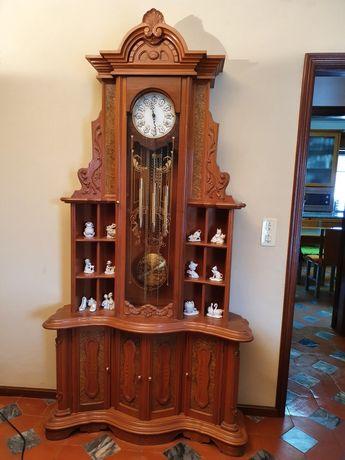 Relógio sala antigo