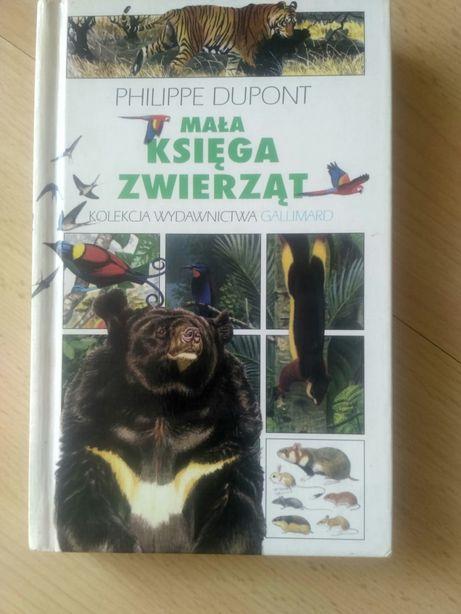 Mała księga zwierząt wyd.Gallimard