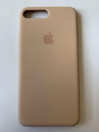Oryginalne etui apple silicone case do iPhone 7 / 8 + plus