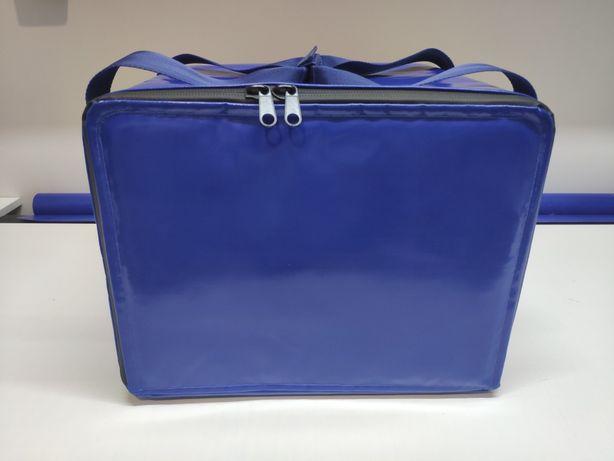 Термосумка 65 литров для доставки еды, суши, обедов, сумка холодильник
