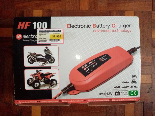 Carregador de bateria eletronico 12v 1A