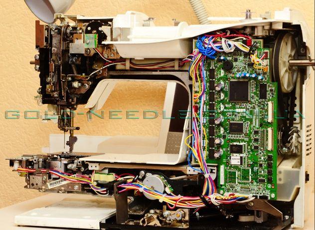 Ремонт швейных машин бытовых и промышленных в Днепре.