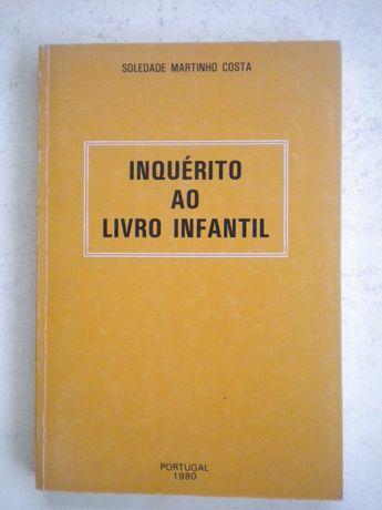 Inquérito ao Livro Infantil de Soledade Martinho Costa