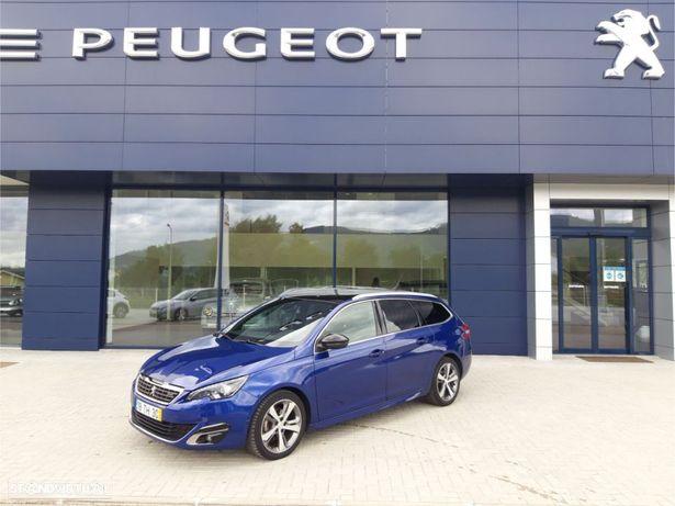Peugeot 308 SW 1.6 BlueHDi GT Line EAT6
