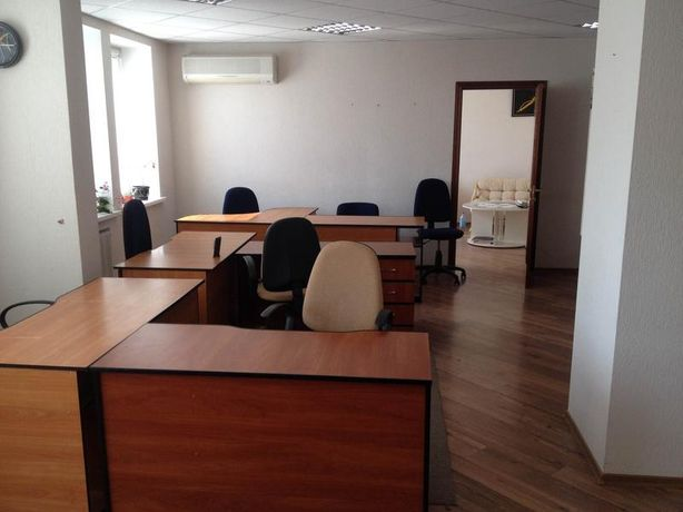 Офис с мебелью 83м2, 3 кабинета, проспект Бажана, Позняки, Осокорки