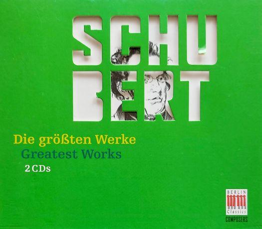 Schubert Greatest Works 2CD 1990r