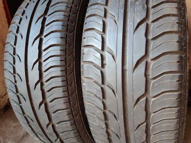 Летние шины резина б/у 195/60R14 Fulda Carat Attiro
