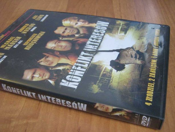 Film DVD Konflikt interesów