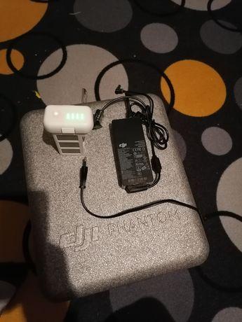 Bateria Dji Phantom 3 idealna 21min lotu, walizka i ładowarka 100w