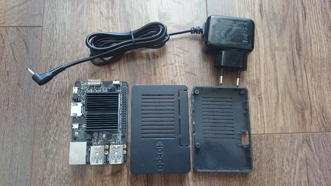 Hardkernel Odroid C2 obudowa zasilacz minikomputer lepszy od Raspberry