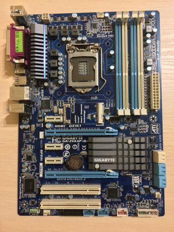Gigabyte GA-Z68AP-D3 rev1.0 1155socket