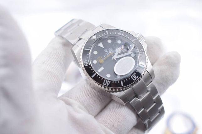 Relogio Rolex Sea 43mm Novo