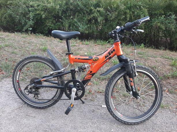 Детский велосипед KTM