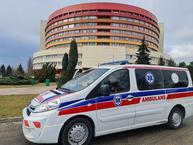 Transport Medyczny Zabezpieczenia Medyczne