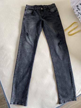 Spodnie jeans Reporter Young roz.170