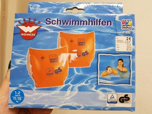 Rękawki do nauki pływania dla dzieci