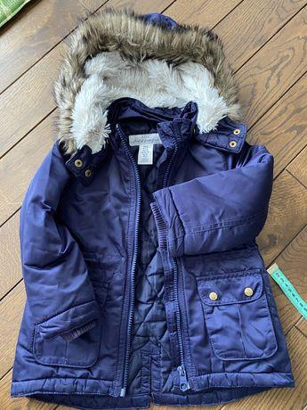 Куртка, парка осень