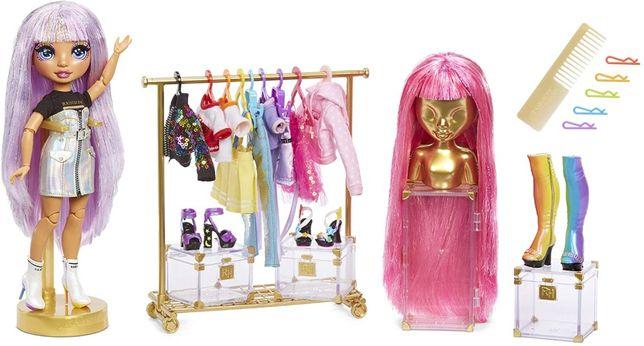 Рейнбоу Хай Модная студия Єйвери Стайлз Rainbow High Fashion Studio