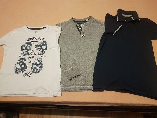 Ubranie dla chłopca 134-140