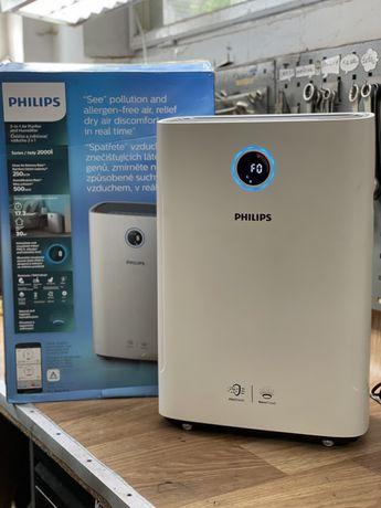 Увлажнитель/ очиститель воздуха philips series 2000i ac2729/51