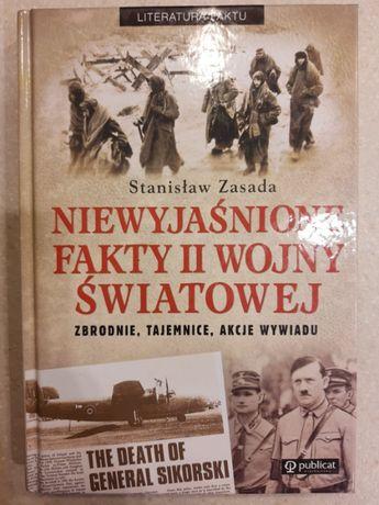 Stanisław Zasada - Niewyjaśnione fakty 2 wojny światowej