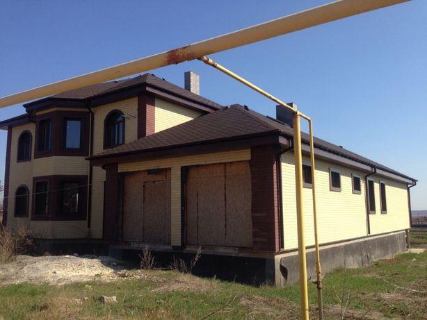 Продам дом (без отделочных работ) Донецк, с.Андреевка