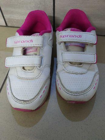 Adidasy dziewczęce Sprandi rozm 25