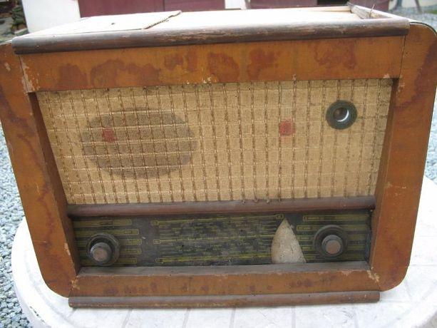 Stare radio lampowe Poemat.