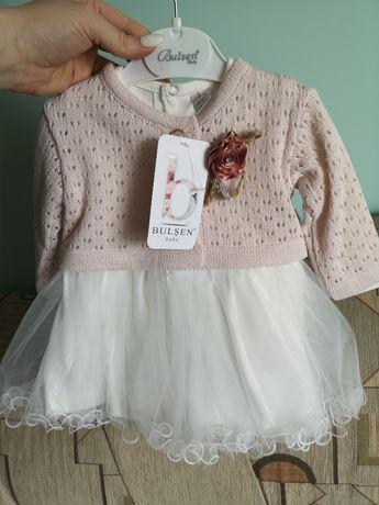 Плаття дитяче (74 розмір)