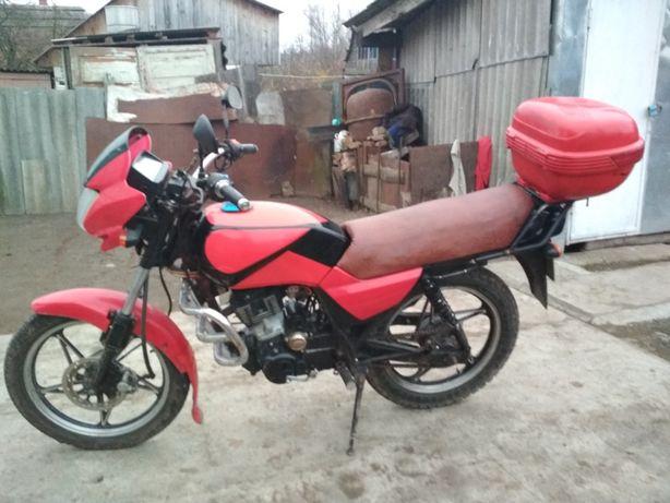 Продам мотоцикл Viper 150