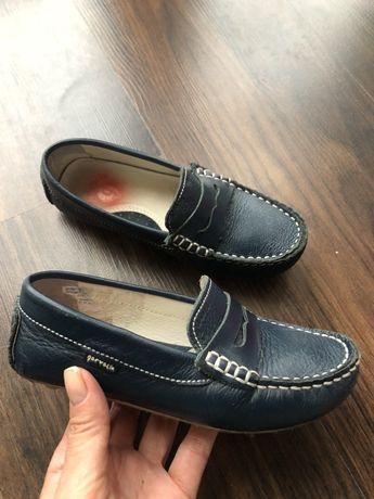 Туфли мокасины Garvalin из натуральной,мягкой кожи, размер 28