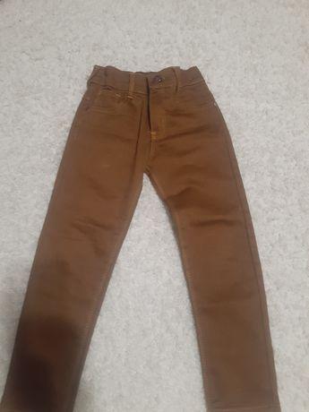 Детские котоновые брюки