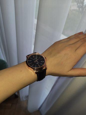 Zegarek męski klasyczny czarny