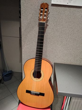 Okazja! Hiszpańska gitara klasyczna Admira Rosario by Keller.