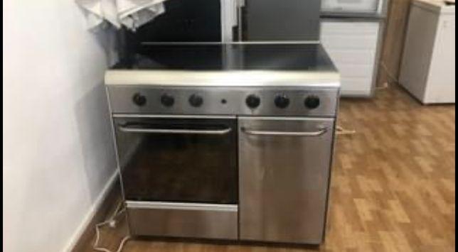 Fogao/forno 5 bocas semi profissional