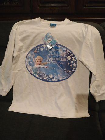 Nowa bluzka Disney Kraina Lodu